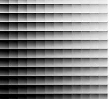 abstract grey squares by Denny Stoekenbroek