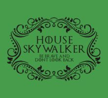 House Skywalker (black text) by houseorgana