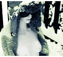 A Winter Pale  Photographic Print