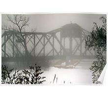 Hunted Bridge Poster