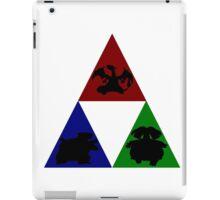 Pokemon Triforce iPad Case/Skin