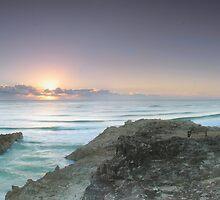 Main Beach, Stradbroke Island, Australia by David James