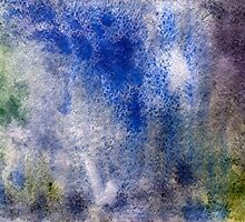 Abstract watercolor hand painted background by OlgaBerlet