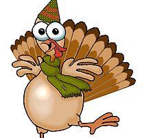 Happy Birthday Turkey! by graphicdoodles