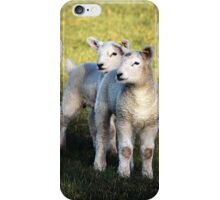 Hey, It's Spring! iPhone Case/Skin