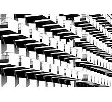 Building blocks. Photographic Print