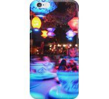 Tea cups Disneyland iPhone Case/Skin