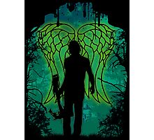 Winged Archer. Photographic Print