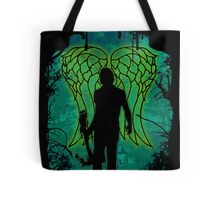 Winged Archer. Tote Bag