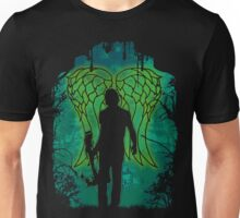 Winged Archer. Unisex T-Shirt