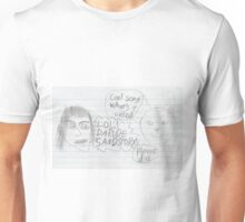 Tundra Comics Edgy Humour Unisex T-Shirt