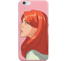 Evans iPhone Case/Skin