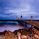 Stormy Sunrise by Jonathan Yeo