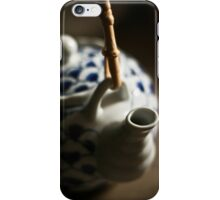 Moment of peace iPhone Case/Skin