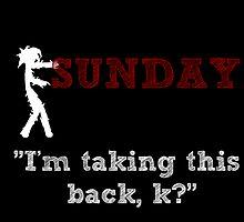 Taking Back Sunday by Windcrest