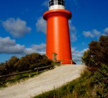 The Lighthouse by Steven Maynard