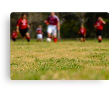 Tough Grass Canvas Print