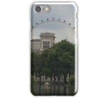 London Eye, England iPhone Case/Skin