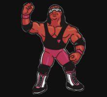 "Hasbro Bret ""Hitman"" Hart #2 by G-Spark"
