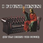 I found Jesus! by mattymoomoo