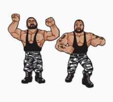 Hasbro Bushwhackers Kids Clothes