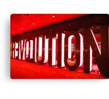 R3VOLUTION Canvas Print