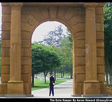 The Gate Keeper by GreasyGrandma