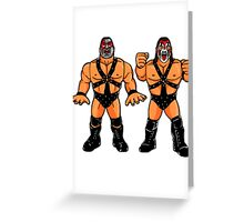 Hasbro Demolition Greeting Card