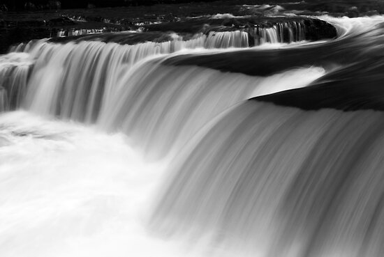 Aysgarth Falls by Rick Bowden