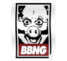 BBNG / BadBadNotGood Poster