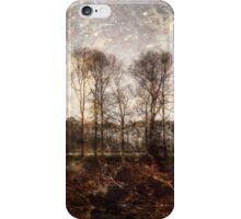 As above so below iPhone Case/Skin