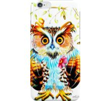 The most beautiful Owl iPhone Case/Skin