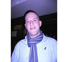 Christmas 2007 New Penny Leeds Photographic Print