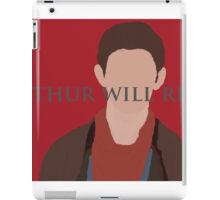 Arthur Will Rise iPad Case/Skin
