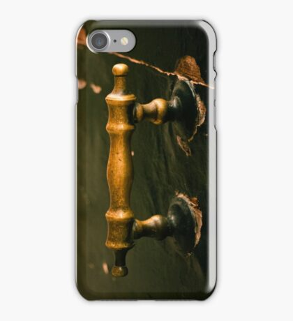 Venice doors iPhone Case/Skin