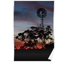Aussie Icon Poster