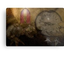 Time travellers I have known... Metal Print