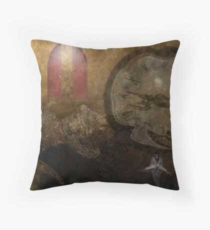 Time travellers I have known... Throw Pillow