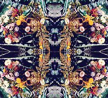 Rorschach Flowers by grindgate