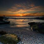 Catch the Rays - La Perouse, NSW by Malcolm Katon