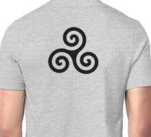 triple spiral / triskele Unisex T-Shirt