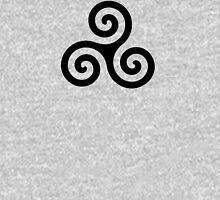 triple spiral / triskele T-Shirt