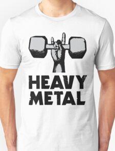 Heavy Metal Lifting Unisex T-Shirt