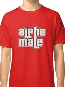 ALPHA MALE Classic T-Shirt