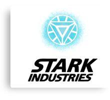 Stark Industries Canvas Print