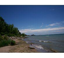Lakeshore Photographic Print