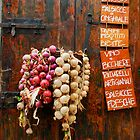 Display Outside Italian Vegetable Shop by jojobob
