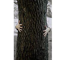 ~TrEE Hugger~ Photographic Print