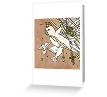 Messengers of Apollo Greeting Card