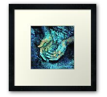 Healing Waters Framed Print